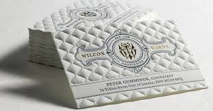 letter press looking for unique business cards try letterpress printing exles