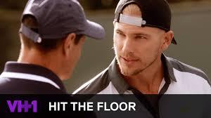 Hit The Floor Jelena Shot - jude defends zero u0027s awful tennis skills hit the floor youtube