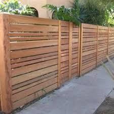 Backyard Fence Styles by Diy Wooden Backyard Fence Backyards Landscapes And Wood Planks