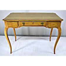 french style writing desk french style cabriole leg writing desk chairish