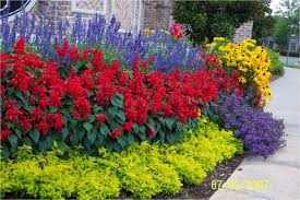 garden planter ideas small flower garden outdoor flower garden