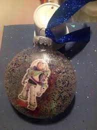 story ornament crafts ornament and disney