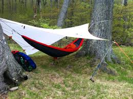 motorcycle hammock stand turn your old trampoline mat into a