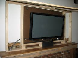 Mounting A Tv Over A Gas Fireplace by Mounting Over Fireplace Avs Forum Home Theater Discussions And