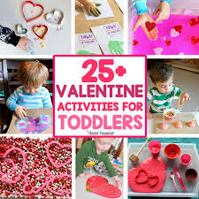 For Toddlers 25 Easy S Day Activities For Toddlers