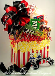 Movie Night Gift Basket Ideas Christmas Gift Ideas For Movie Lovers Axs