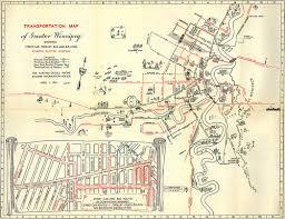 winnipeg map the map room manitoba historical maps