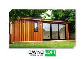 bureau ossature bois bureau studio de jardin indépendant en ossature bois