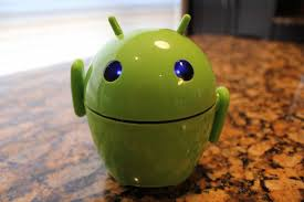android bot android robot rocks out as desktop pal bot speaker contest