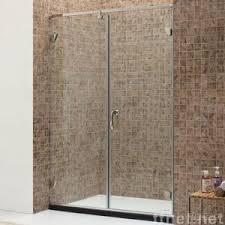 Hinged Glass Shower Door Simple Hinge Glass Shower Door Tempered Glass Shower Door