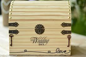 diy wedding card box diy wedding cardbox and keepsake trunk weddingwednesday