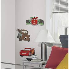 roommates cars 3 foam characters wall applique rmk2380flt the roommates cars 3 foam characters wall applique rmk2380flt the home depot