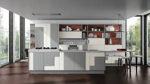 grey modern kitchen kitchen modern kitchen features white cabinet with pewter hardware