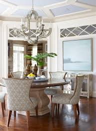 Classic Dining Room A Classic Ct Home With A Modern Flair Traditional Dining Room