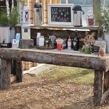 live edge outdoor table best live edge outdoor bench table for sale in keswick ontario for 2018