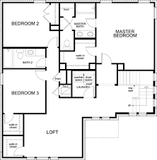 new home floor plans plan a 2183 new home floor plan in vista point by kb home