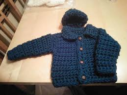 knitting pattern baby sweater chunky yarn quick easy crochet baby cardigan