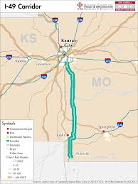 Joplin Mo Map I 49 U2014 Mid America Freight Coalition