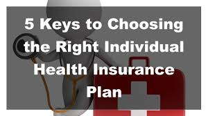 health insurance plan 5 tips to choose the perfect individual