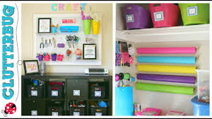 cluttered to clean craft room makeover for under 100 u0026 free