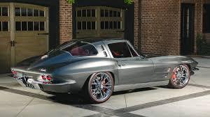 1963 stingray corvette split window 1963 chevrolet corvette split window coupe s145 1 kissimmee 2017