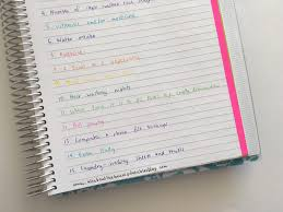 100 things to put in your habit tracker of your planner or bullet