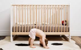 Baby Cribs That Convert To Toddler Beds New Oeuf S Sustainable Affordable Robin Collection Inhabitots