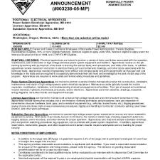 electrician apprentice resume examples ideas outline templates