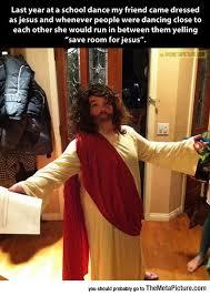 Jesus Costume Always Save Room For Jesus The Meta Picture