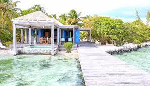 villas a private island cayo espanto belize