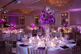 purple wedding decorations charming purple table decorations for weddings 36 for wedding