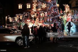 crowds flock to dyker heights for annual