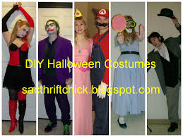 diy halloween costumes for adults and couples