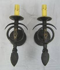 Spanish Style Sconces Spanish Style Wrought Iron Candelabra C1 U2013 Bushere U0026 Son Iron
