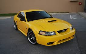Mustang 2004 Gt 2004 Screaming Yellow Mustang Gt Svtperformance Com