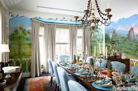 House Beautiful Dining Rooms by Colorful Palm Beach House Mimi Mcmakin Ashley Sharpe Palm Beach