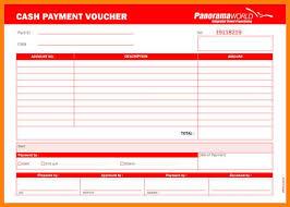 3 sample payment voucher warehouse clerk