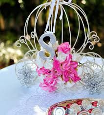 carriage centerpiece bridal shower centerpiece help wire carriage weddingbee