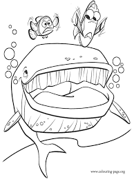 finding nemo coloring kp sea clip art nemo