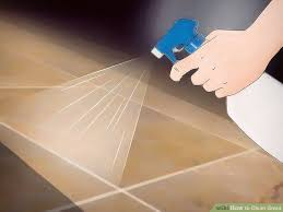 Cleaning White Grout 4 Ways To Clean Grout Wikihow