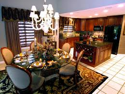 Dining Room Table Decor Ideas Kitchen Table Design U0026 Decorating Ideas Hgtv Pictures Hgtv