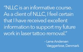 international laser tattoo removal training new look laser college
