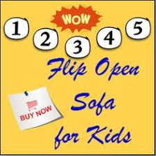 Flip Open Sofa by Flip Open Sofa Disney Toy Story Theme Kids Folding Fun Plush Bed