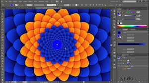 pattern drawing illustrator drawing flowering vectors in illustrator illustrator lynda com