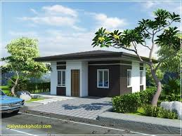 Semi Bungalow House Design