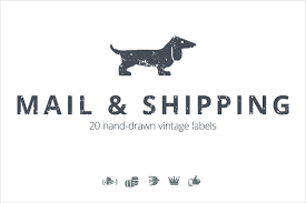 doc 535263 shipping label templates u2013 free shipping label