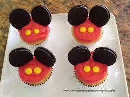 mickey mouse cupcakes mickey mouse cupcakes home sweet
