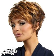 very short hairstyles for thick wavy hair short hairstyles for