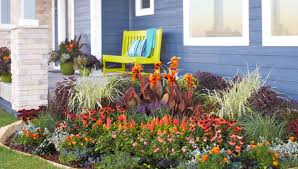 Corner Garden Ideas Landscaping Ideas A Flower Garden For Corner Spaces
