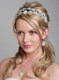 bridal headband bridal headbands bridal headband hairstyles for